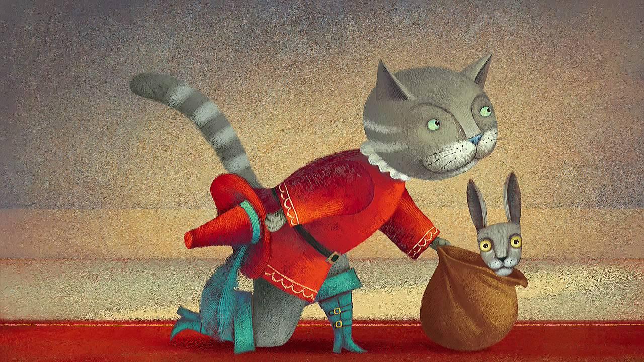 Risultati immagini per gatto stivali fiaba