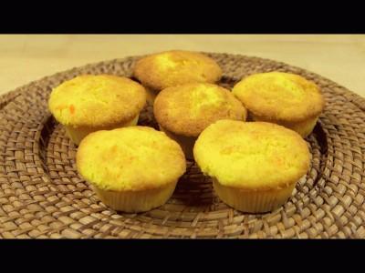 muffins alle carote : pronti per essere gustati