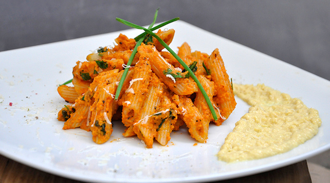 Pasta alle carote