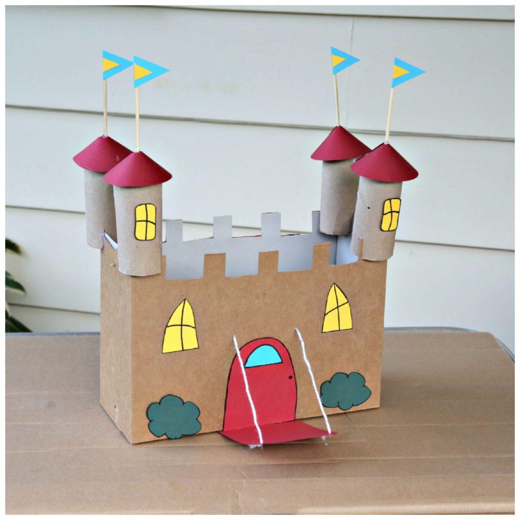 Dai castelli più semplici e veloci da realizzare, ma sempre di grande effetto..