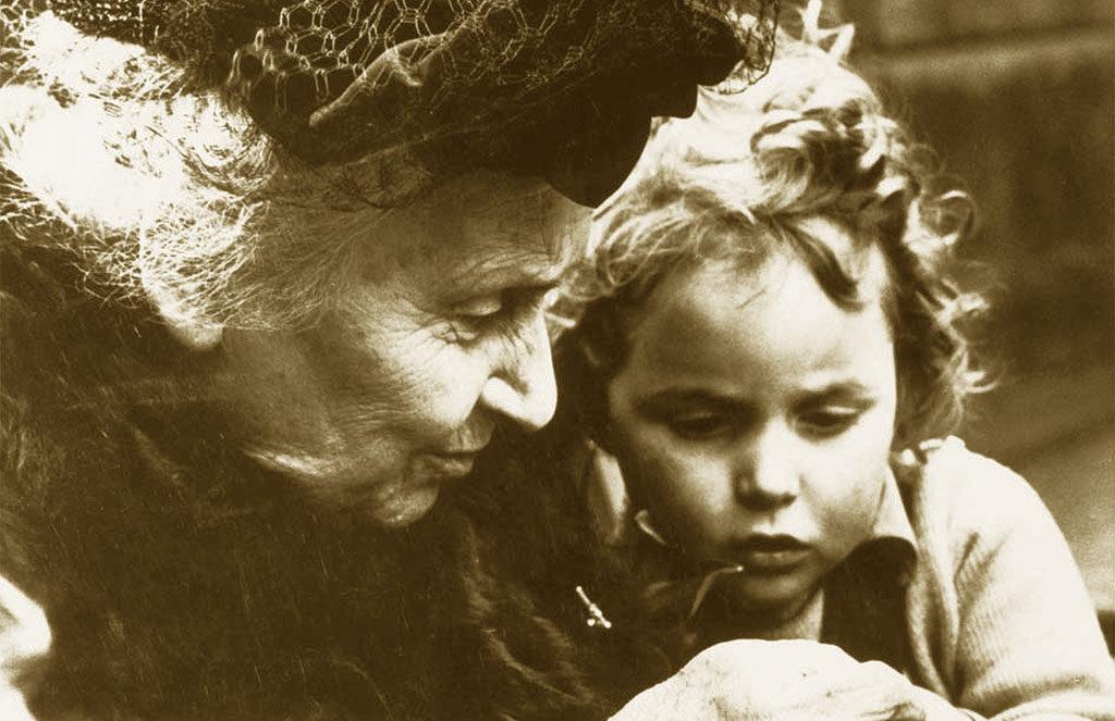Maria Montessori storia